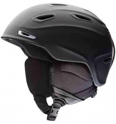 Casque de ski homme SMITH Aspect Matte Black