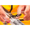 Racloir TOKO Plexi Blade - Utilisation