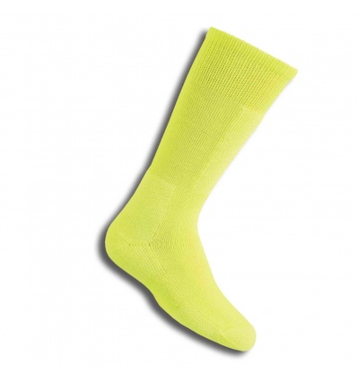 Chaussettes THORLOs Kids Snow Over calf - Jaune