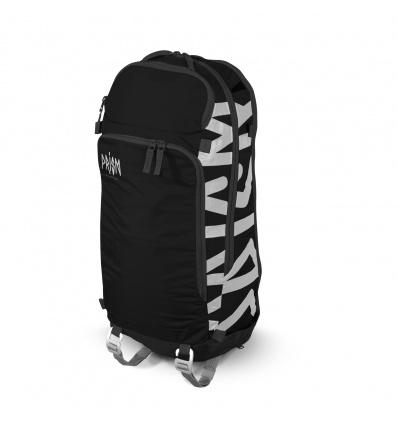 Volume sac à dos PRISM Zip-On Cobalt 18 L - Black / White Flake