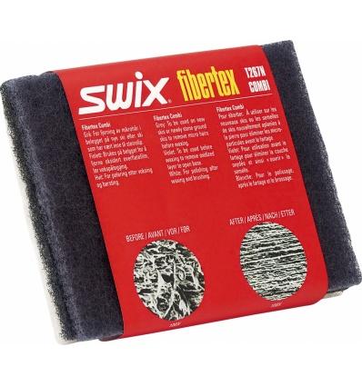 Tampon SWIX Fibertex Combi x3