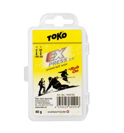 Fart TOKO Express Racing Rub-on