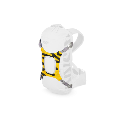 Porte-casque PRISM e-Helmet - Yellow Sun / Jaune