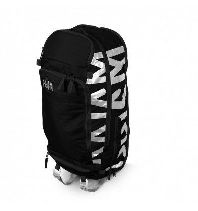Volume sac à dos PRISM Zip-On Krypton 25 L - White Flake / Blanc