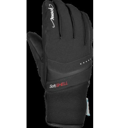 Gants de ski femme REUSCH Tomke Stormbloxx - Noir
