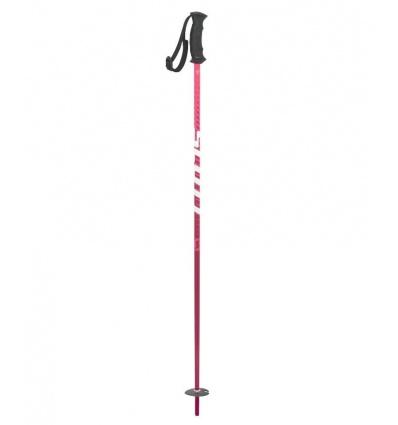 Bâtons de ski SCOTT JR Punisher - Rose taille 95 cm
