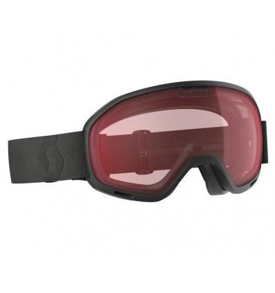 Masque de ski porteur optique SCOTT Unlimited II OTG Black - Amplifier
