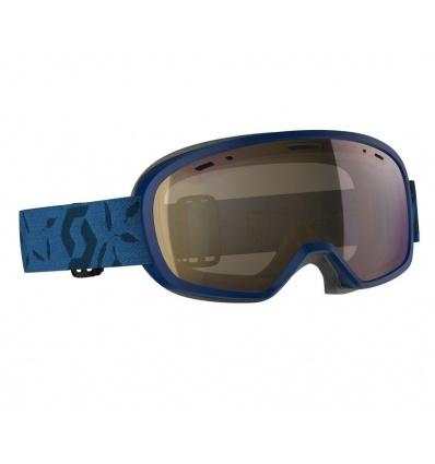 Masque de ski SCOTT Buzz Pro OTG Bleu - Light Amplifier