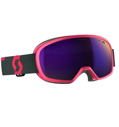 Masque de ski SCOTT Buzz Pro OTG Rose - Amplifier