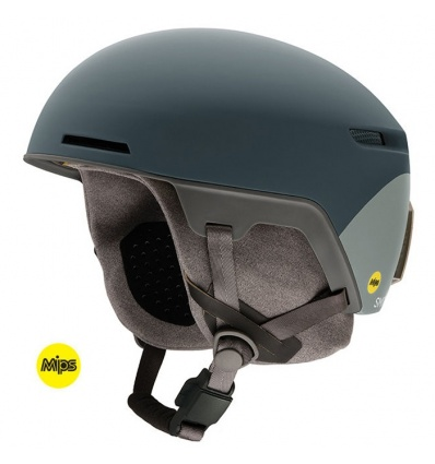 Casque SMITH SCode Mips - Thunder Gray Split