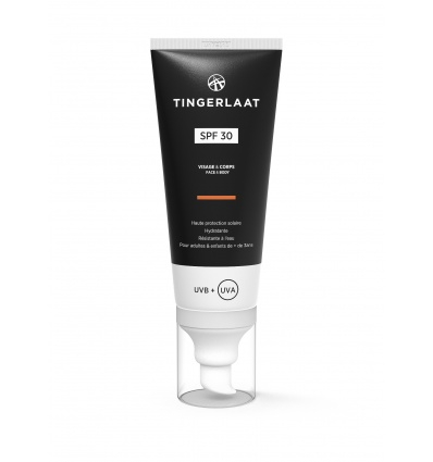 Crème Solaire TINGERLAAT Sunlimited 60 ml - SPF 30