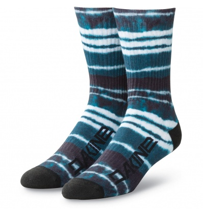 Chaussettes VTT DAKINE Booker Shock - Resin Stripe