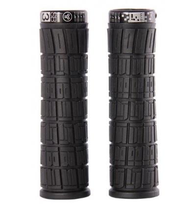 Poignées VTT SB3 Flowy AM Grips Black