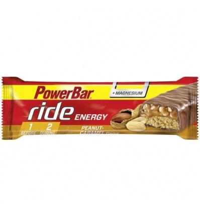 Barre énergétique POWER BAR Ride Bar 55g - Cachuète/Caramel