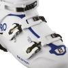 Chaussures de ski SALOMON X Pro 100 2019 Blanc / Bleu / Acid