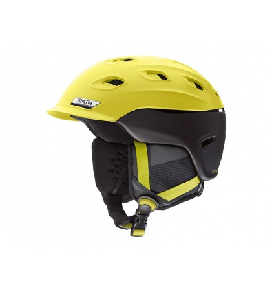 Casque de ski Homme SMITH Vantage - Matte Citron / Black