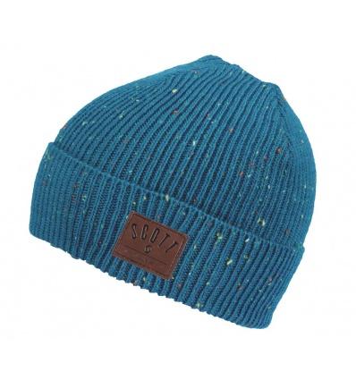 Bonnet homme SCOTT MTN 40 - Mykonos Blue