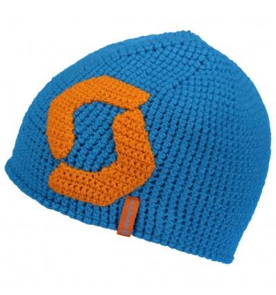 Bonnet SCOTT Team 20 Racer Blue/Tangerine Orange