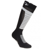 Chaussettes de ski MAKALU Jorasses - Noir/Blanc