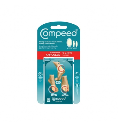 Pansements COMPEED Ampoules Assortiment