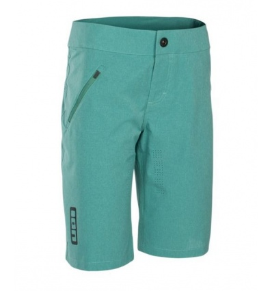 Short femme VTT ION Traze WMS - Sea Green