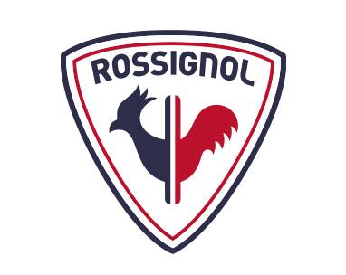 Logo Rossignol Coq tricolore