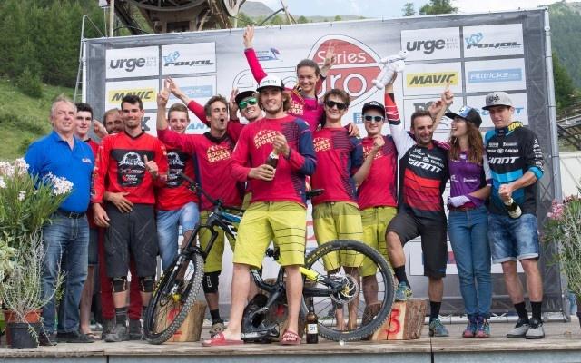 Team Rocky Sports Alpe d'Huez - Champion de France 2017